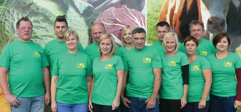 Kmetijska zadruga v letu 2017