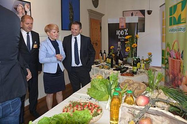 KZ Ptuj na jubilejni razstavi  »Dobrote slovenskih kmetij«